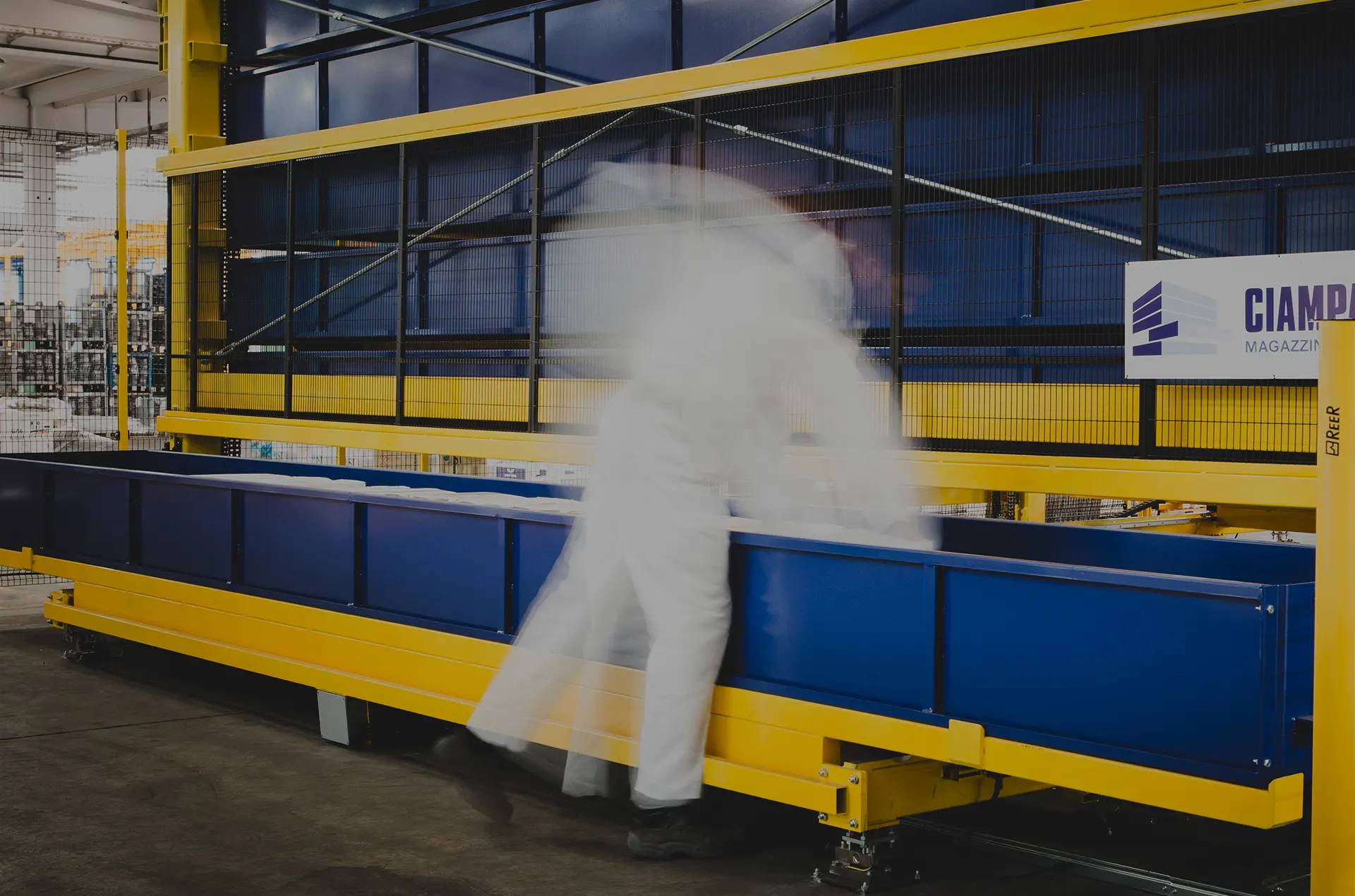 surface coating plants Verona, surface coating pre-treatment, chemical pre-treatment